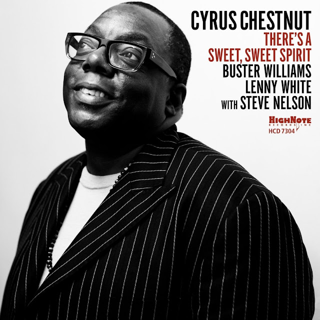 There's a Sweet, Sweet Spirit Cyrus Chestnut La Muzic de Lady