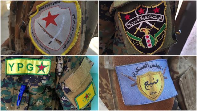 Επιράμματα Αντικαθεστωτικών στη Συρία