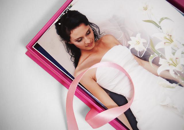 Короб для фотографий свадебный