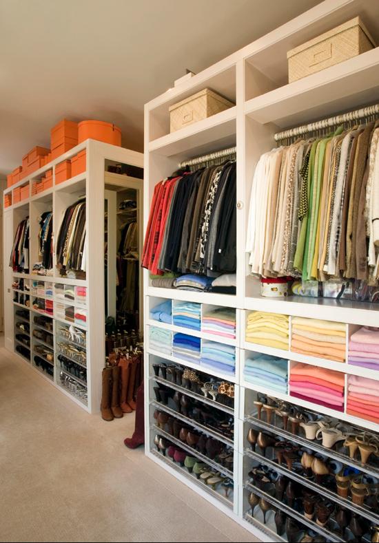 The Zhush: Luxury Closets