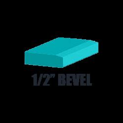 1/2 Bevel