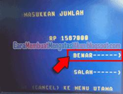 biaya transfer beda bank