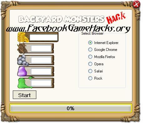 Backyard Monster Hack backyard monsters hack v2.4 ~ supergamesplays