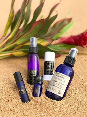 Lavender Products Perfect for Tropical Travelling
