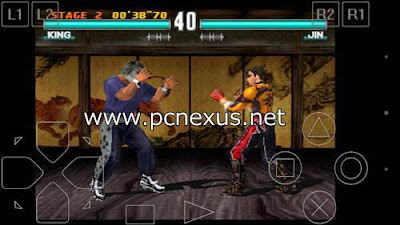 tekken 3 android ps1