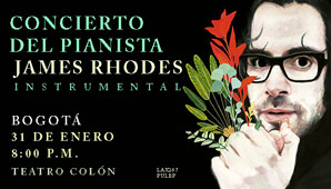 james rhodes - teatro colon