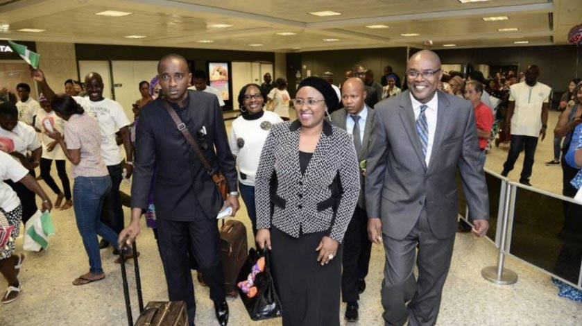 Aisha Buhari never travelled to the United States - PDP