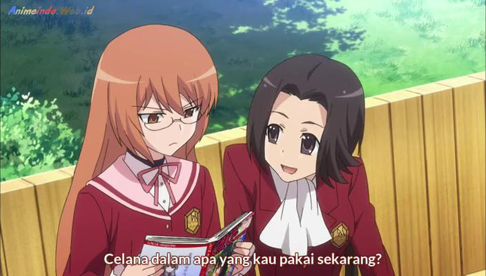 Kami nomi zo Shiru Sekai: Megami-hen 05 Subtitle Indonesia Animeindo Kami nomi zo Shiru Sekai: Megami-hen Full Episode Subtitle Indonesia Animeindo