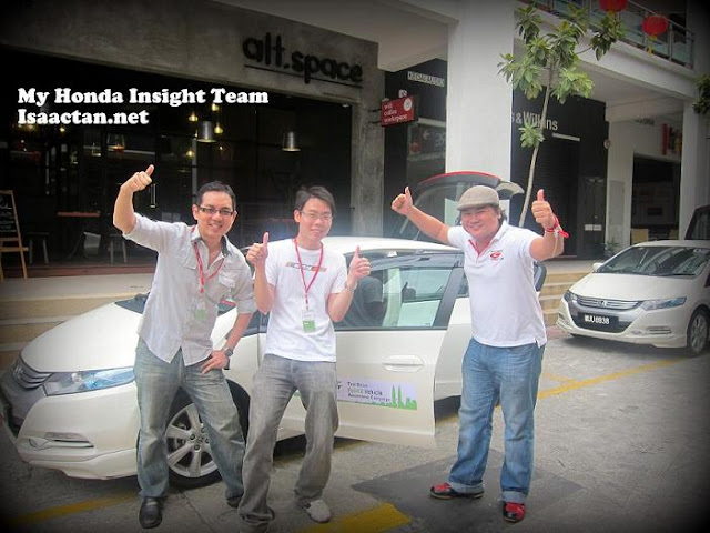 Honda Insight Driving Experience