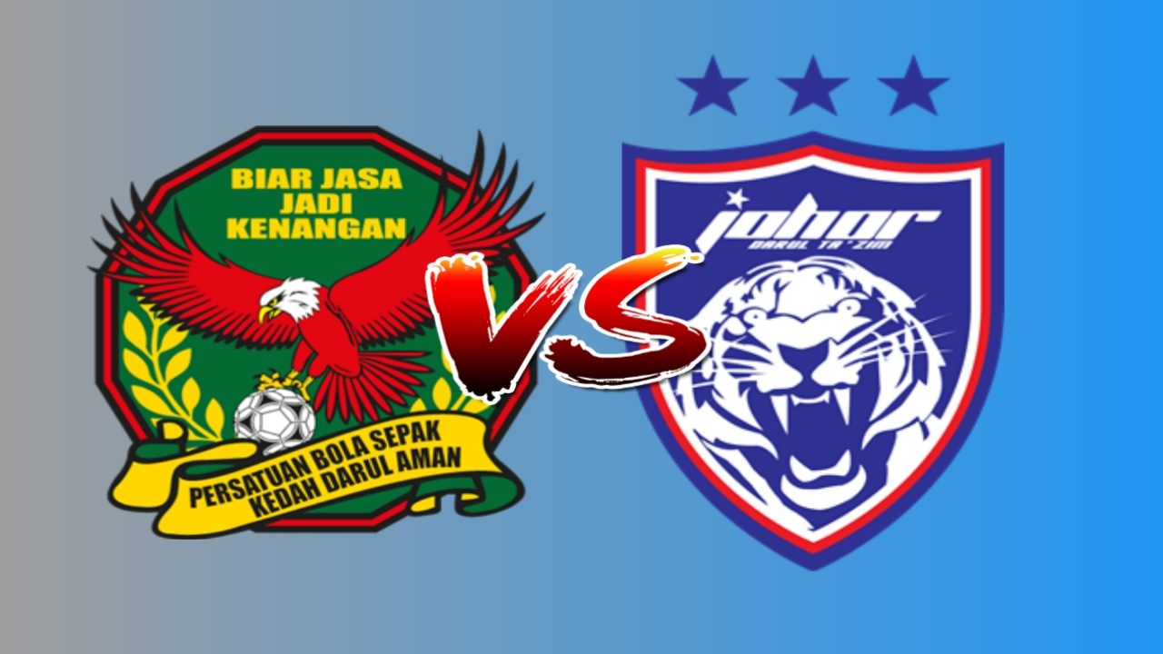 Live Streaming Kedah Vs Jdt Fc Liga Super 29 3 2019 My Info Sukan