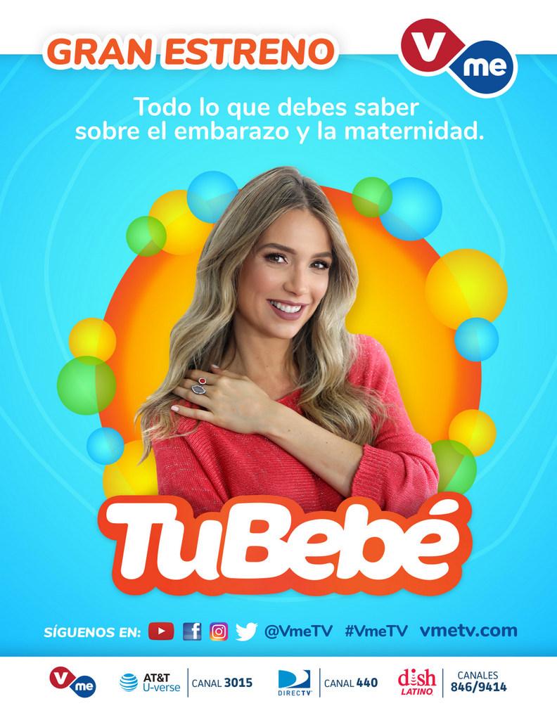 Vme TV estrena nueva temporada de TuBebé junto a Alessandra Villegas