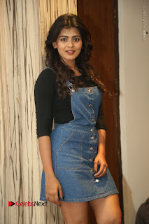Actress Hebah Patel Stills at Nanna Nenu Naa Boyfriends Movie Interview  0025.JPG