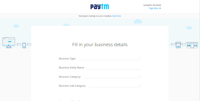paytm payment gateway
