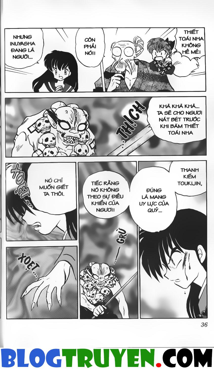 Inuyasha vol 17.2 trang 15