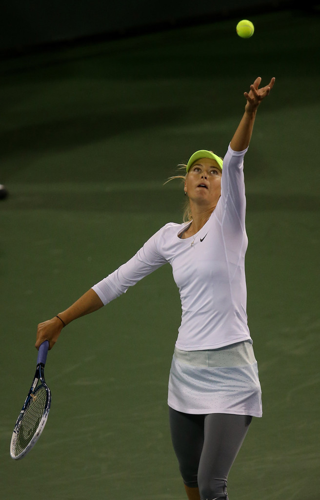 Hot Blog Post: Maria Sharapova 2013 BNP Paribas Open