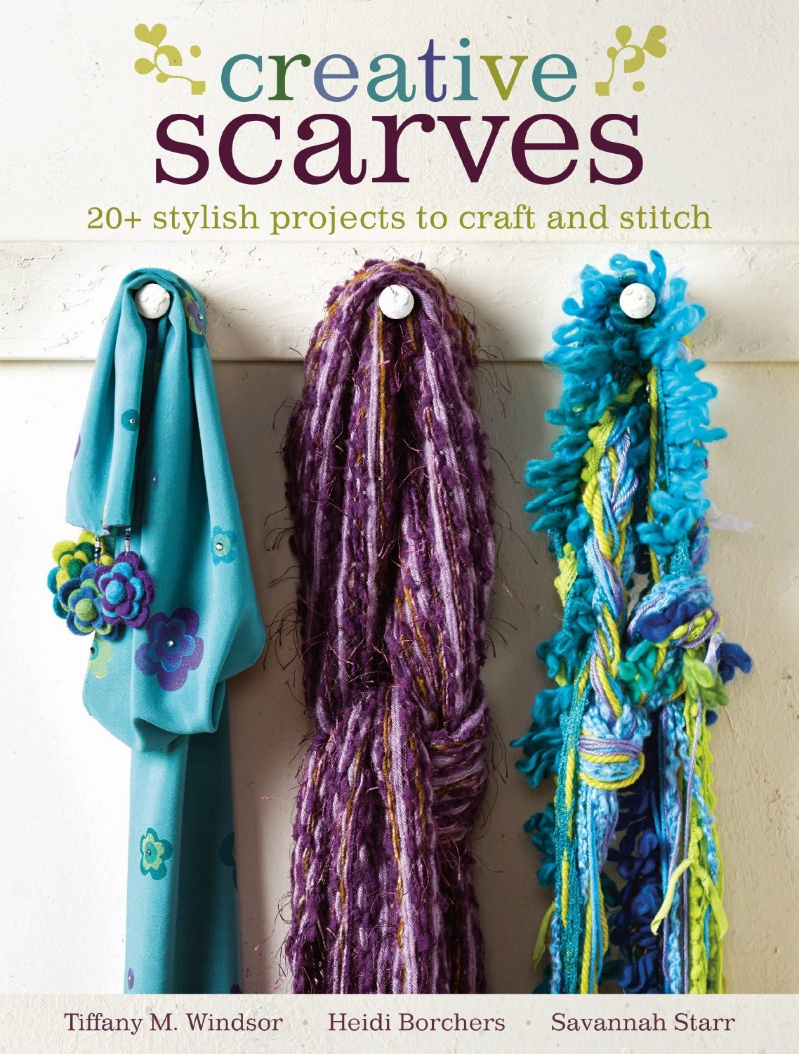 creative scarves by tiffany windsor