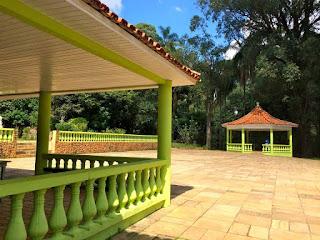 Parque Ecológico Chico Mendes - Quiosques