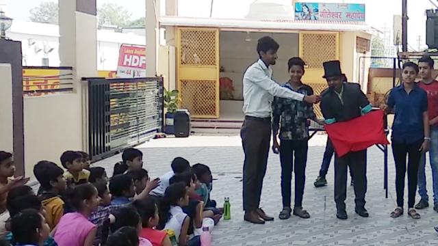 Children Magician Anil Kale 9977262001
