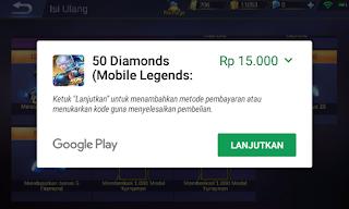 Cara Beli Diamond Mobile Legends Pakai Pulsa