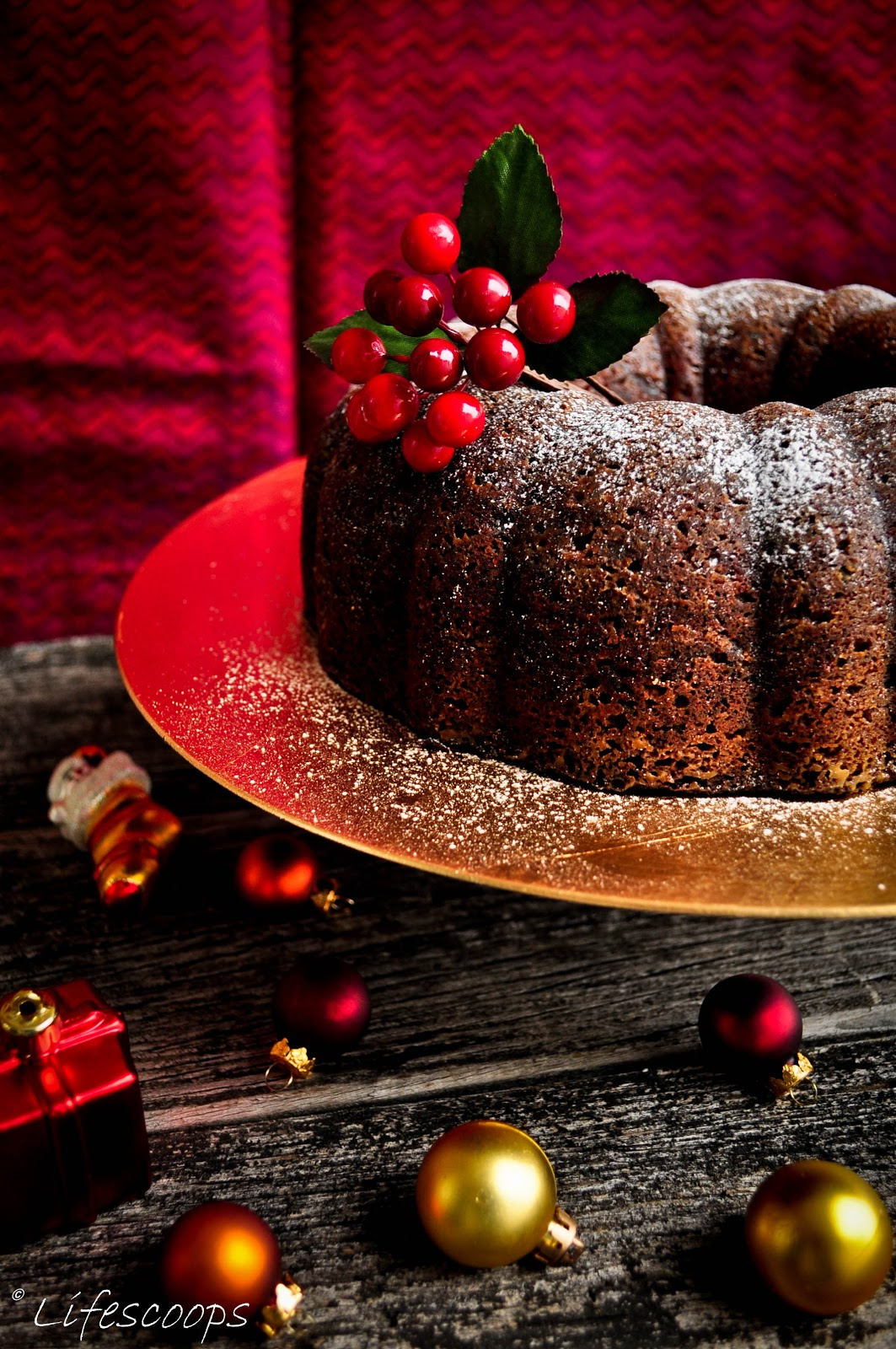 What Rum Is Used In Christmas Cake