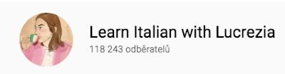 Italština pro samouky - mých 5 vyzkoušených tipů - Learn with Lucrezia, italština pro samouky