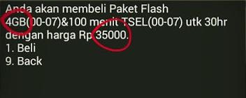 Cara Aktivasi Paket Internet Tersembunyi Telkomsel 363 Di Android
