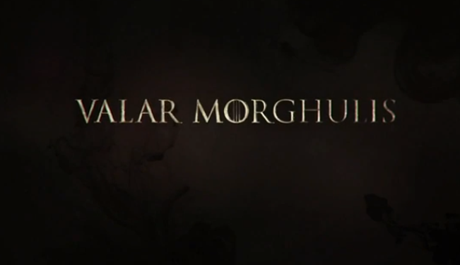 valar dohaeris translation