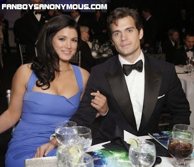 Man of Steel Superman Henry Cavill romantically linked to actress Gina Carano