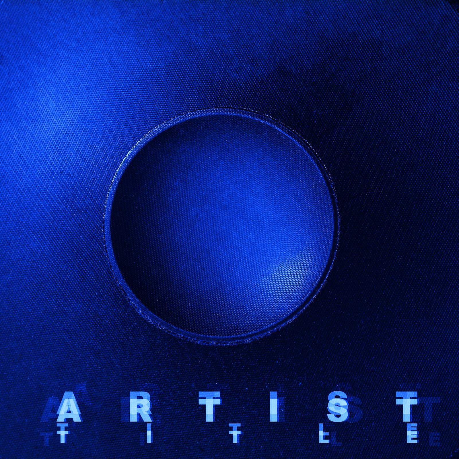 music single  album  mixtape  cd cover artwork graphic design
