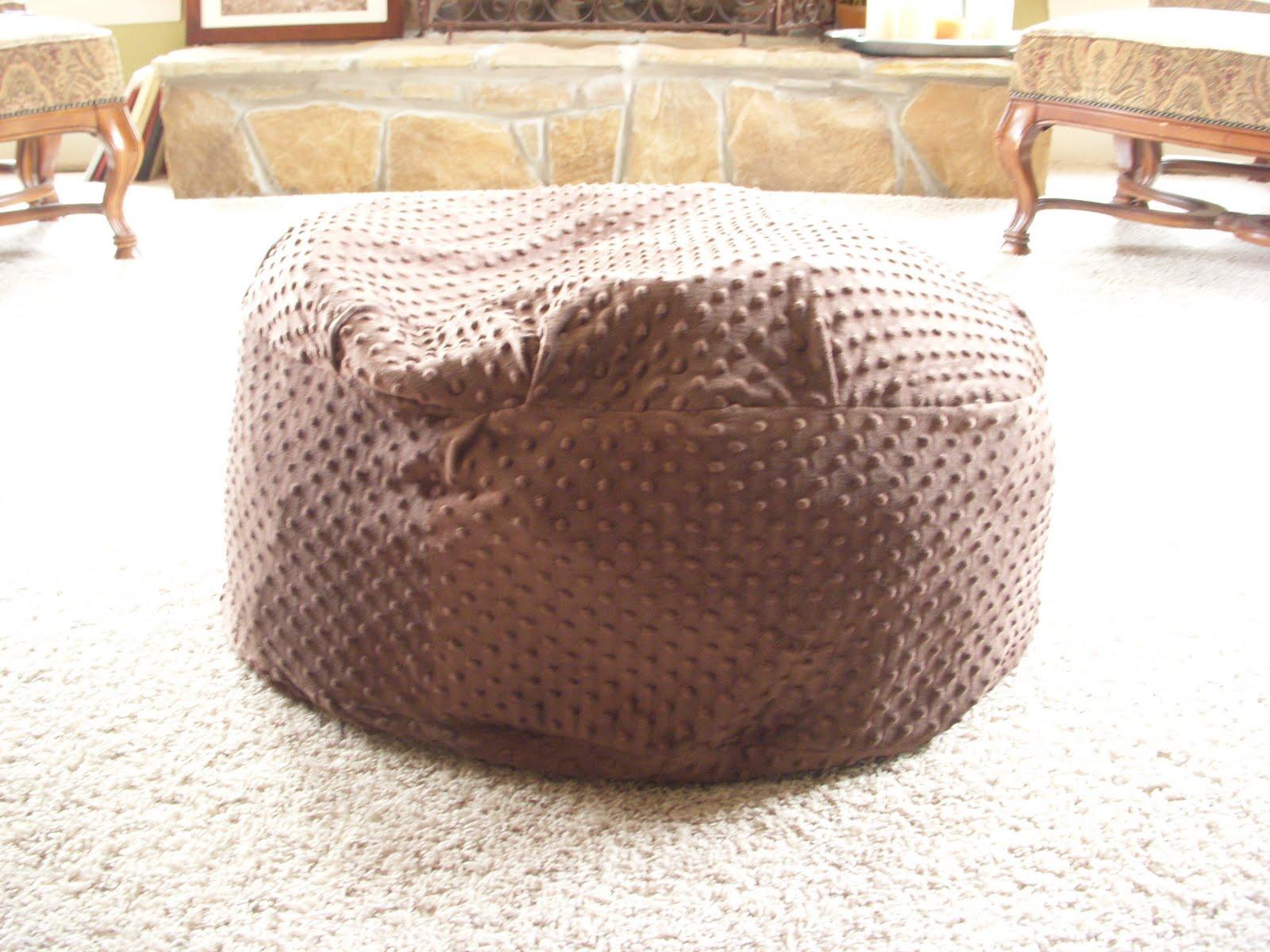 Hope Studios: Bean Bag Chair Slipcovers!