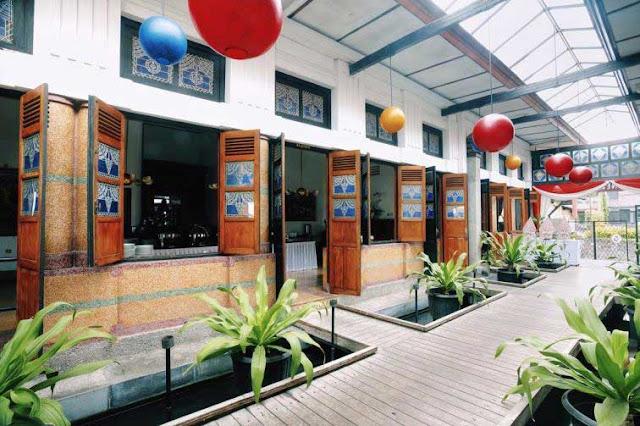 Omah Dhuwur Restaurant - Tempat Makan Romantis di Jogja