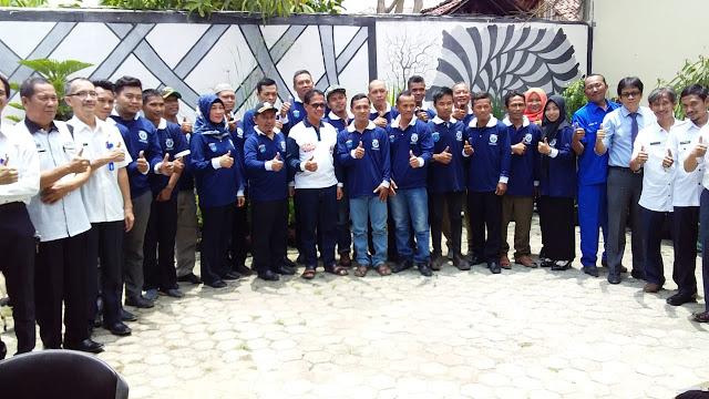Karang Taruna OKI Study Tiru Ke Kabupaten Mesuji Lampung