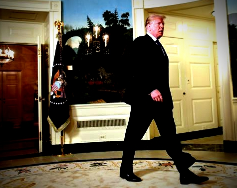 Trump's strike on Syria has fire and fury — but not the element of surprise