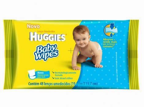 lencinhos Umedecidos Babywipes