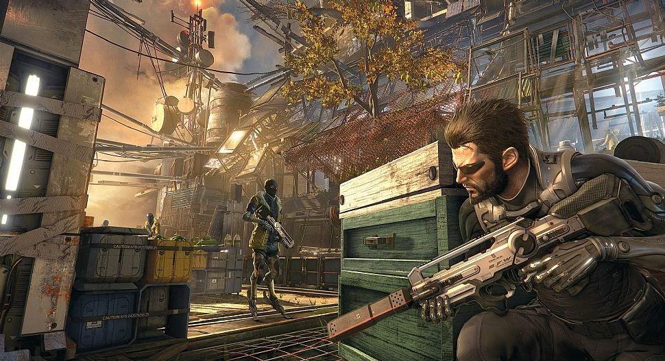Tener Deus Ex en Savage Worlds molaría muy mucho.