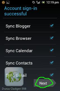 cara membuat akun gmail di hp android 10