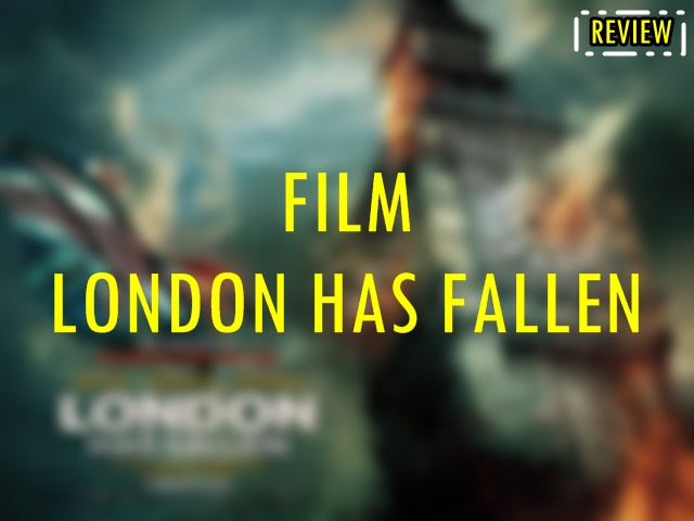film london has fallen