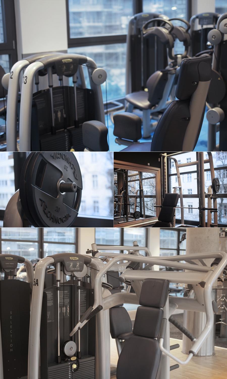 gewichte training muskel aufbau