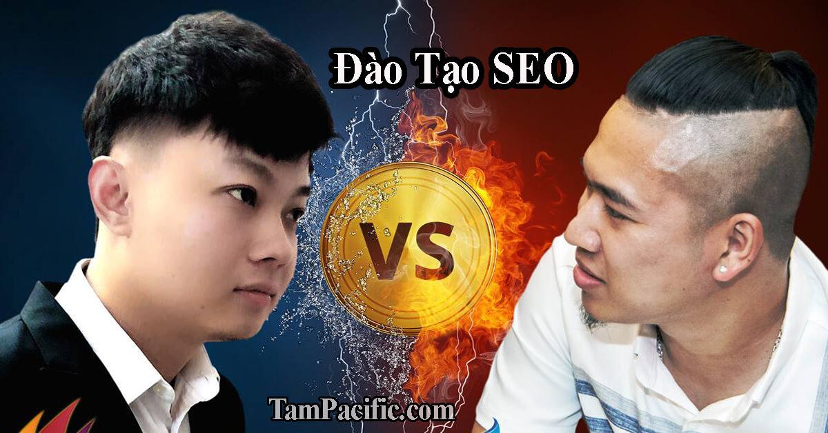 Hai đại gia đào tạo SEO đấu nhau, đối thủ SEO hưởng chiến lợi phẩm