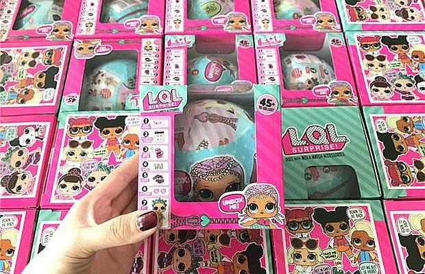 Preços da boneca L.O.L Surprise em Nova York