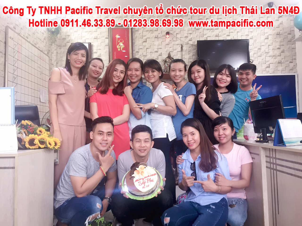 cong ty tnhh pacific travel