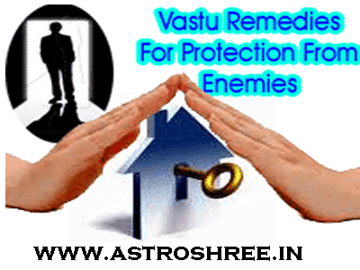 vastu remedies for enemies, how to protect home or shop from enemies attack
