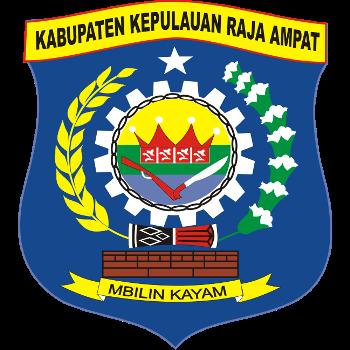Logo Kabupaten Raja Ampat PNG