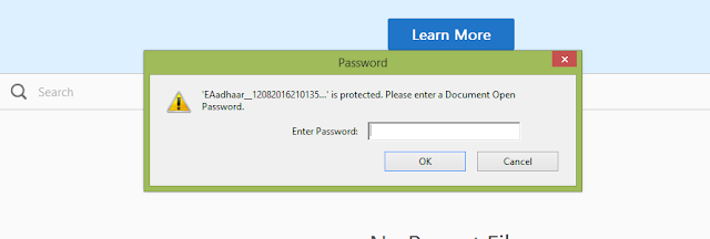 E-Aadhar_PDF_Password