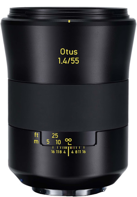 The Zeiss Otus 55mm f/1.4 could be the best portrait lens