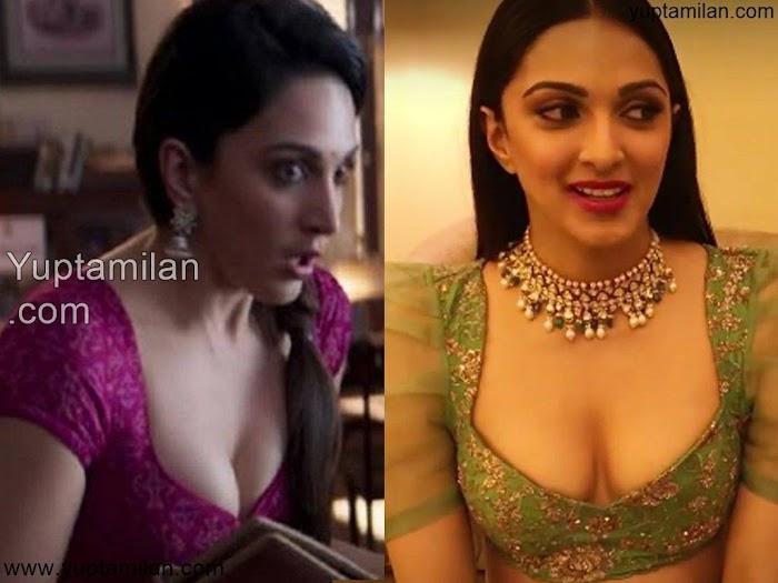 Kiara Advani Sexy Cleavage Show- Seducing Pictures|Photos