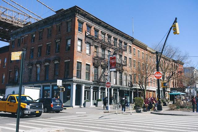 オールド・フルトン・ストリート(Old Fulton Street)