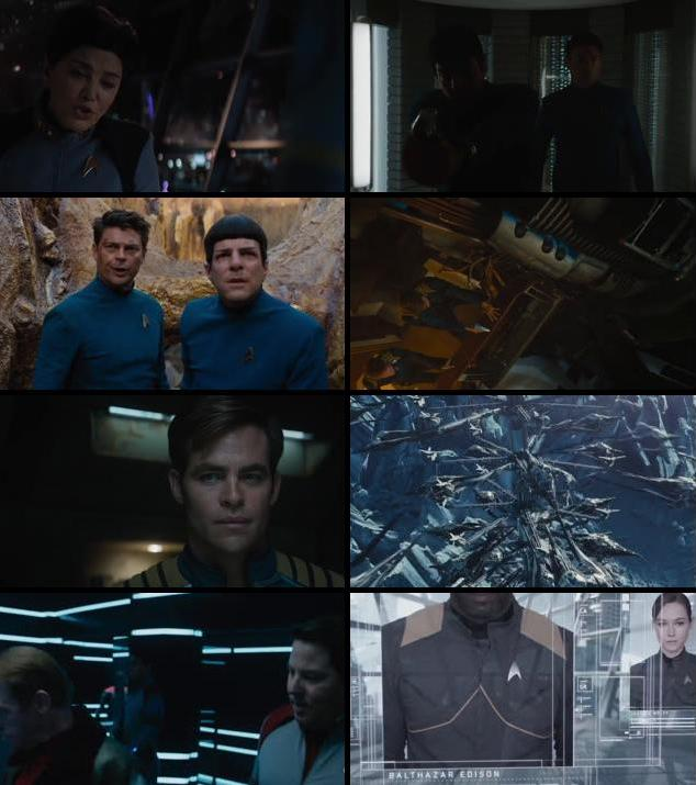 Star Trek Beyond 2016 Dual Audio Hindi 720p WEB-DL