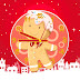 Christmas Cookie Clock Screensaver