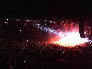 Biffy Clyro Lanxess Arena 11.November Köln Cologne